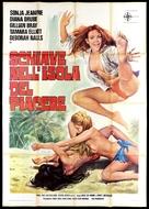 Yang chi - Italian Movie Poster (xs thumbnail)