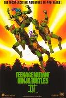 Teenage Mutant Ninja Turtles III - Movie Poster (xs thumbnail)