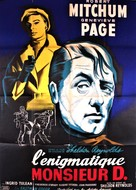 Foreign Intrigue - French Movie Poster (xs thumbnail)