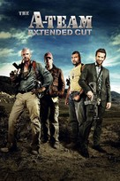 The A-Team - DVD movie cover (xs thumbnail)