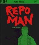 Repo Man - British Blu-Ray cover (xs thumbnail)