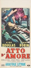 Un acte d'amour - Italian Movie Poster (xs thumbnail)