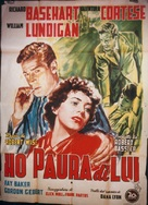 The House on Telegraph Hill - Italian Movie Poster (xs thumbnail)
