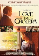Love in the Time of Cholera - Dutch Movie Poster (xs thumbnail)
