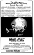 Wrong Is Right - poster (xs thumbnail)