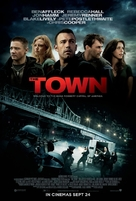 The Town - British Movie Poster (xs thumbnail)