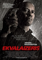 The Equalizer - Lithuanian Movie Poster (xs thumbnail)