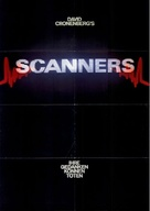 Scanners - German Movie Poster (xs thumbnail)