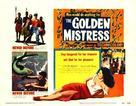 The Golden Mistress - Movie Poster (xs thumbnail)