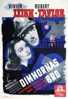 Waterloo Bridge - Swedish Movie Poster (xs thumbnail)