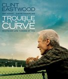 Trouble with the Curve - Blu-Ray cover (xs thumbnail)