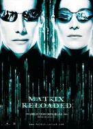 The Matrix Reloaded - French Movie Poster (xs thumbnail)