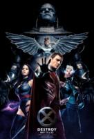 X-Men: Apocalypse - Lebanese Movie Poster (xs thumbnail)