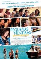 Les petits mouchoirs - Spanish Movie Poster (xs thumbnail)