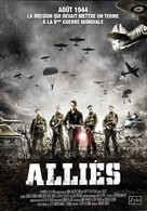 Allies - French DVD movie cover (xs thumbnail)