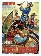 Fort Apache - Italian Movie Poster (xs thumbnail)