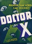 Doctor X - Movie Poster (xs thumbnail)