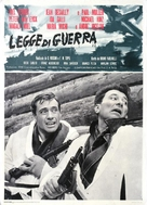 Legge di guerra - Italian Movie Poster (xs thumbnail)