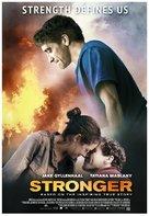 Stronger - Lebanese Movie Poster (xs thumbnail)