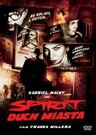 The Spirit - Polish Movie Cover (xs thumbnail)
