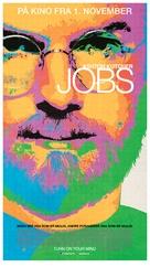 jOBS - Norwegian Movie Poster (xs thumbnail)