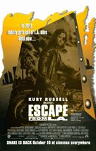Escape from L.A. - Australian Movie Poster (xs thumbnail)