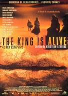 The King Is Alive - Spanish poster (xs thumbnail)