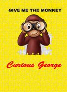Curious George - Movie Cover (xs thumbnail)