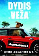 Marmaduke - Lithuanian Movie Poster (xs thumbnail)