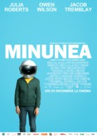 Wonder - Romanian Movie Poster (xs thumbnail)