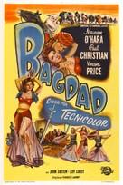 Bagdad - Argentinian Movie Poster (xs thumbnail)