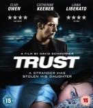 Trust - British Blu-Ray movie cover (xs thumbnail)