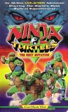 """Ninja Turtles: The Next Mutation"" - VHS cover (xs thumbnail)"
