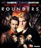 Rounders - Canadian Movie Cover (xs thumbnail)