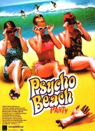 Psycho Beach Party - French Movie Poster (xs thumbnail)