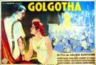 Golgotha - French Movie Poster (xs thumbnail)