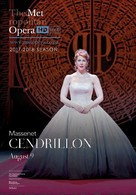 """Metropolitan Opera: Live in HD"" - New Zealand Movie Poster (xs thumbnail)"