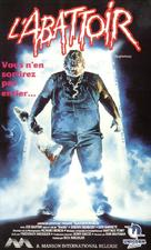 Slaughterhouse - French Movie Poster (xs thumbnail)