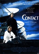 Contact - French Movie Poster (xs thumbnail)