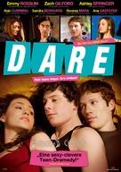 Dare - German Movie Poster (xs thumbnail)