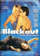 The Blackout - Spanish Movie Poster (xs thumbnail)