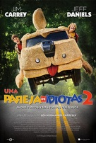 Dumb and Dumber To - Chilean Movie Poster (xs thumbnail)