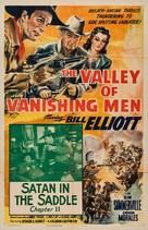 The Valley of Vanishing Men - Movie Poster (xs thumbnail)