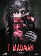 I, Madman - Austrian Blu-Ray movie cover (xs thumbnail)