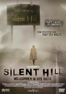 Silent Hill - German Movie Cover (xs thumbnail)