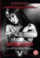 Sacred Flesh - British Movie Cover (xs thumbnail)