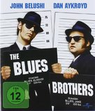The Blues Brothers - German Blu-Ray cover (xs thumbnail)