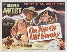 On Top of Old Smoky - Movie Poster (xs thumbnail)