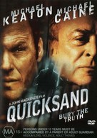 Quicksand - Australian DVD cover (xs thumbnail)