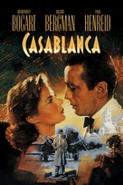 Casablanca - DVD cover (xs thumbnail)